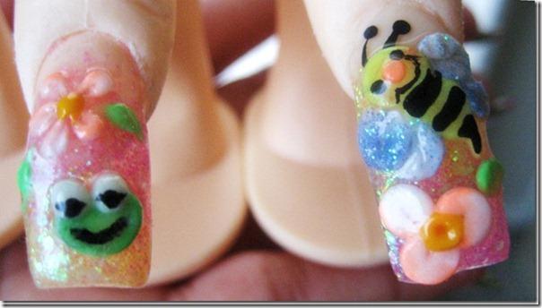 uñas acrilicas - imagenesifotos.blogspot (7)