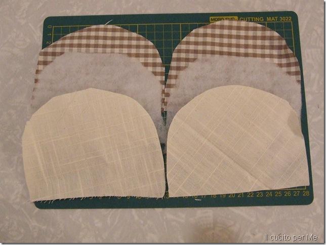 Stoffa tagliata - Cutted Fabrics