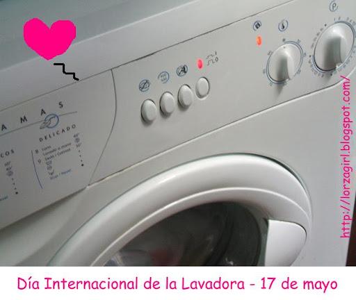 Día Internacional de la Lavadora