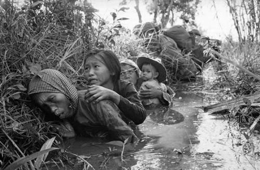 10 fotos incríveis da Guerra do Vietnã