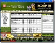 Mansion Poker card room review