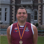 Justin Trim - C3 SAAFL Medal Winner.