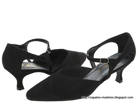 Zapatos modelos:VA-809897
