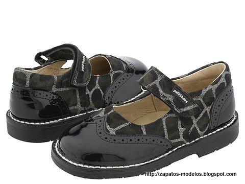 Zapatos modelos:T723-809125