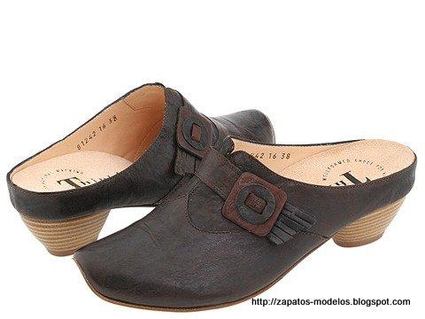 Zapatos modelos:I116-809010