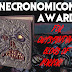 Necronomicon Awards for Outstanding Blogs of Horror!