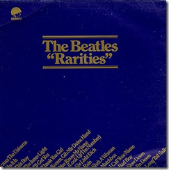 BEATLES RARITIES – RAREZAS BEATLES