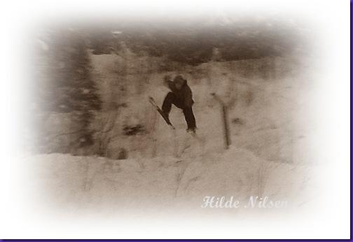 marcus på ski