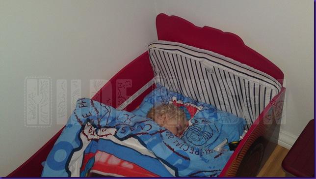 Første natt i stor seng 3