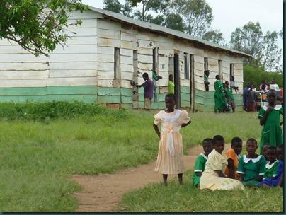 Uganda life and Gafayo Mem Orphan School 048