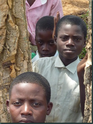 Uganda life and Gafayo Mem Orphan School 044