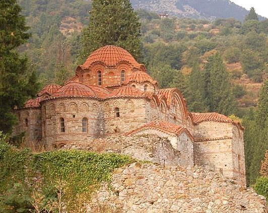 Algargos arte e historia arquitectura bizantina for 5 tecnicas de la arquitectura