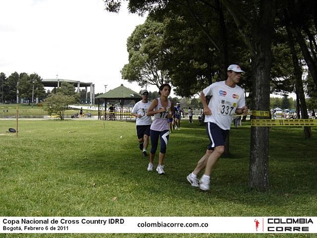 Copa Nacional de Cross Country Bogota 2011