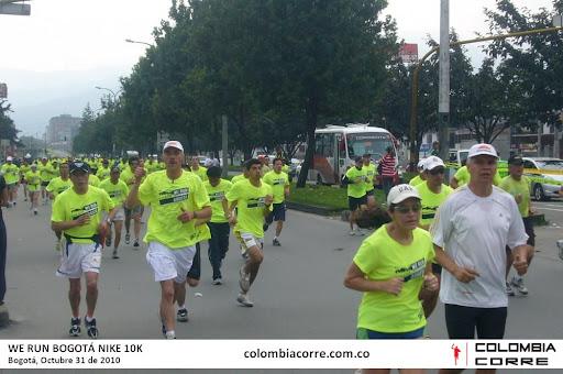 We run nike 2010