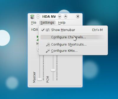 configure channels