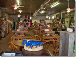 Country Store inside