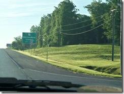 Warrensburg sign