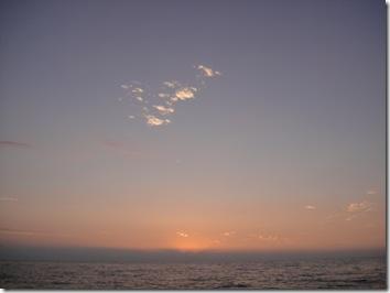 ハワイ島・サンセット