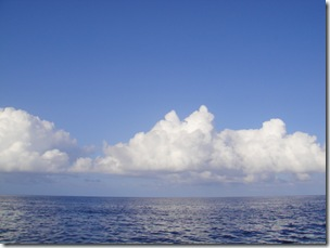 ハワイ島・雲