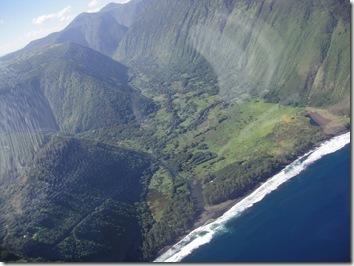 ハワイ島ヘリコプター