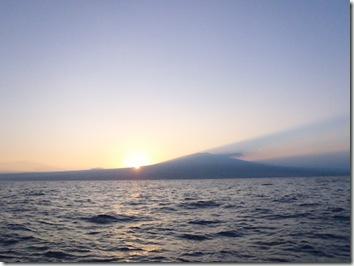 ハワイ島・サンライズ