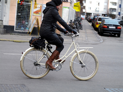 still dottie fashion blitz - copenhagen cycle chic