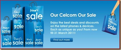 celcom promotion