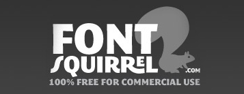 Font Squirrel - Fontes grátis para uso comercial - Download