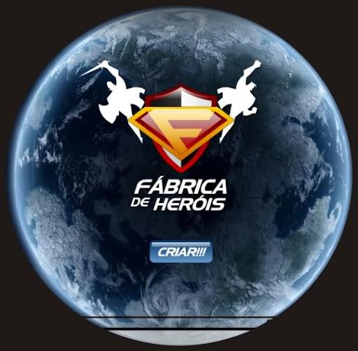 Fábrica de Heróis - Desenhe seu super-herói Online