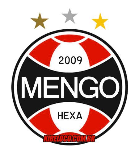 Novo escudo do Grêmio - Flamengo