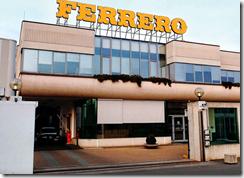 Stabilimento Ferrero - Alba