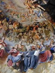 Affresco, Santuario di Crea