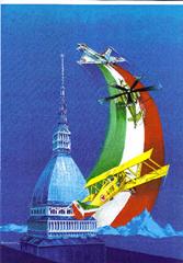 Raduno Aeronautica, Torino 2011