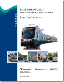 East Link Project: Executive Summary