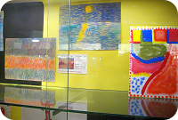 Inspiring Art: Redmond Library showcase