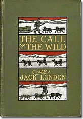 Call of the Wild - first edition cover