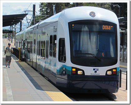 Columbia City Light Rail Station