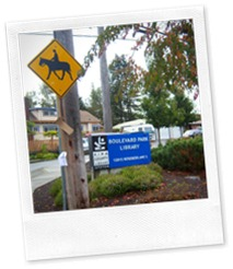 Watch for Horses!