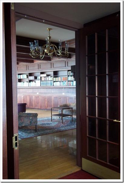 Ann Stevens Reading Room