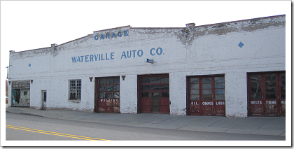 Waterville Auto Company (click for larger image)