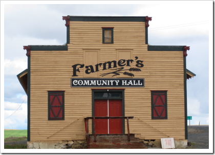 Farmers Community Hall (click for larger image)