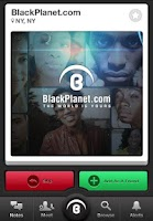 Screenshot of BlackPlanet - Meet New People