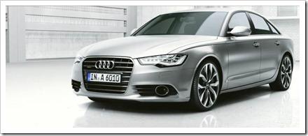 El nuevo Audi A6