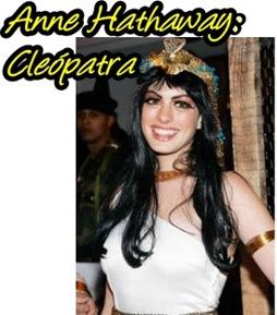 anne hathaway cleopatra