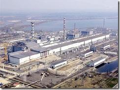 Chernobyl  antes do acidente