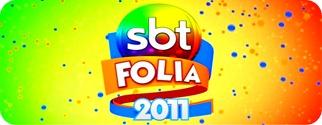 Carnaval da Bahia pelo SBT Folia