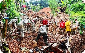 Tragédia na Região Serrana do Rio