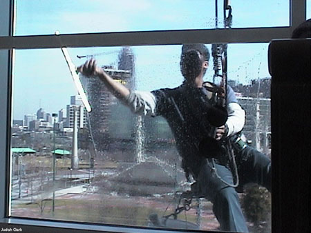 window washing services washington dc