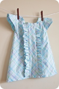 Retro-Ruffle-Dress