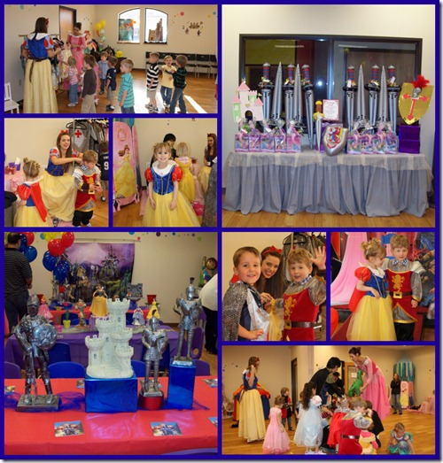 Jonah 4th Birthday Collage 1